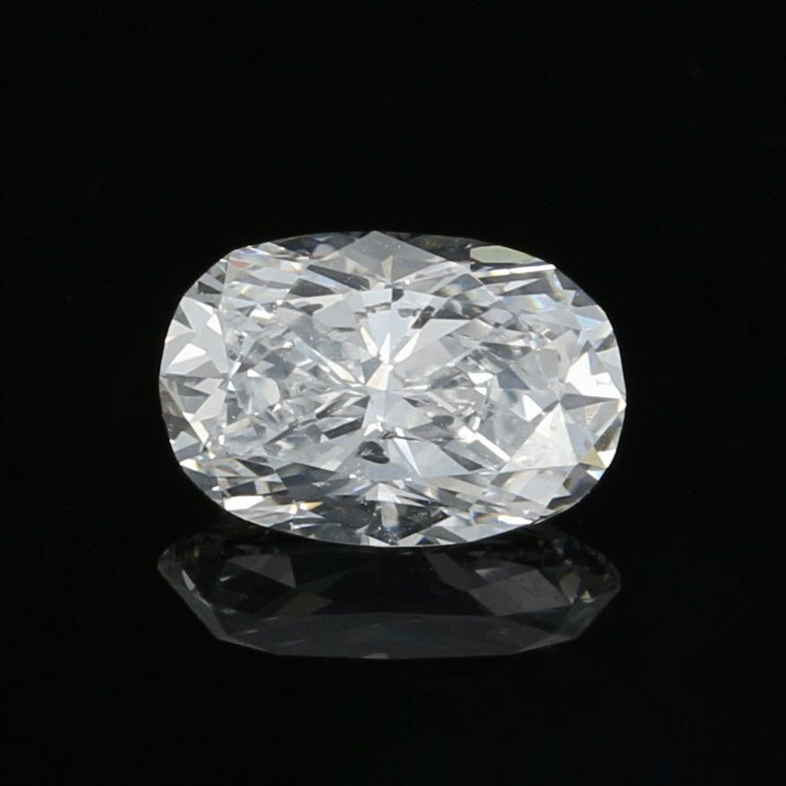 .91ct Oval Loose Diamond GIA