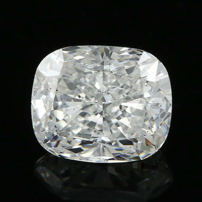 1.00ct Loose Diamond - Cushion Cut GIA Graded Solitaire SI2 F