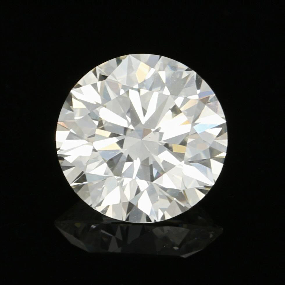 2.57ct Loose Diamond Round Brilliant GIA