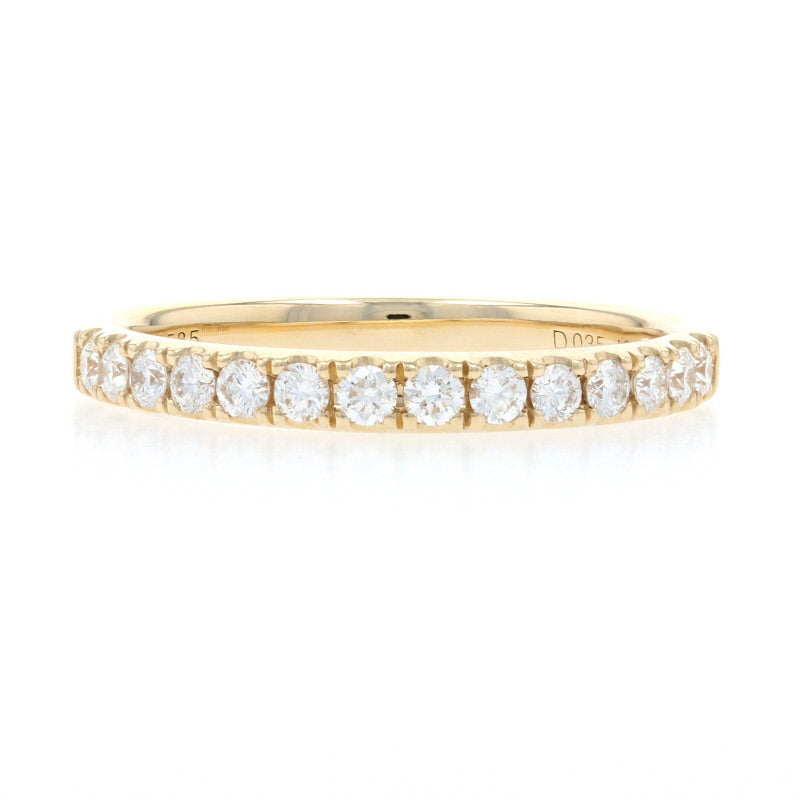 .35ctw Diamond Ring Yellow Gold