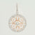 Diamond Pendant  .54ctw