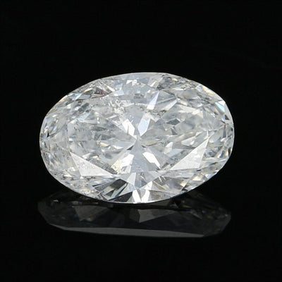 1.09ct Loose Diamond Oval IGI