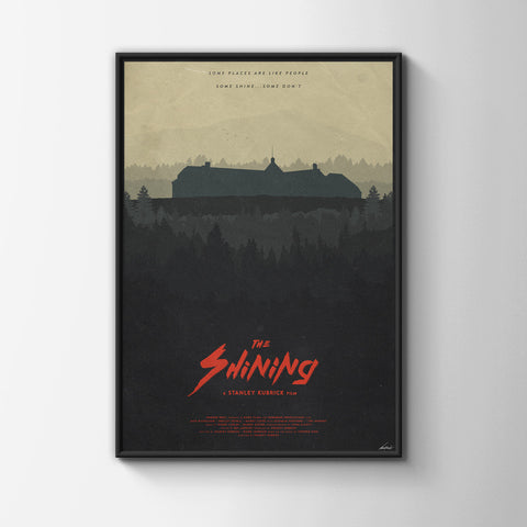 The Shining Poster - Hey Prints Designer Posters - 2
