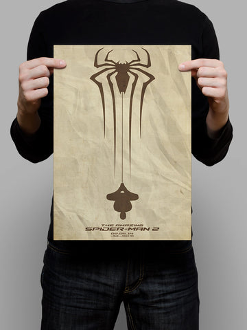 Amazing Spider-Man Poster - Hey Prints Designer Posters - 2