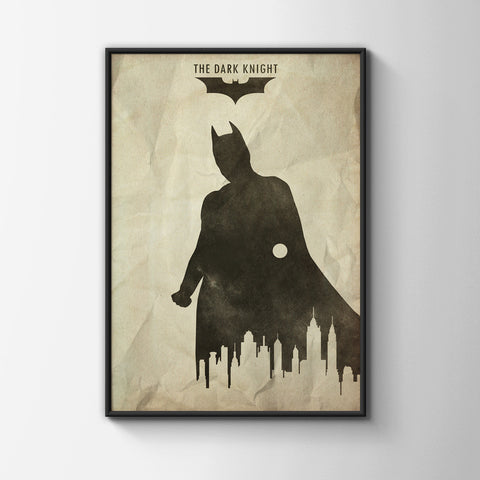 The Dark Knight Poster - Hey Prints Designer Posters - 4