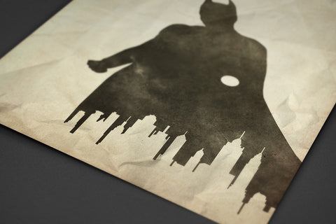 The Dark Knight Poster - Hey Prints Designer Posters - 5