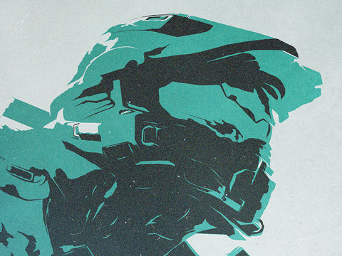 Halo Poster - Hey Prints Designer Posters - 6