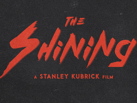 The Shining Poster - Hey Prints Designer Posters - 4