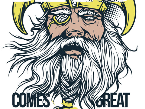 Beards witness Poster - Hey Prints Designer Posters - 3
