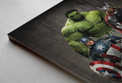 The Avengers Poster - Hey Prints Designer Posters - 3