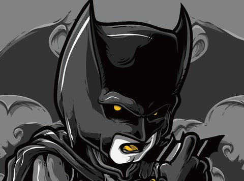 The Dark Knight Poster - Hey Prints Designer Posters - 2