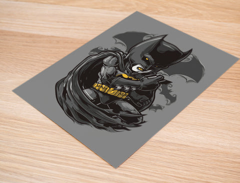 The Dark Knight Poster - Hey Prints Designer Posters - 3