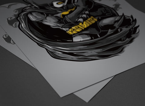 The Dark Knight Poster - Hey Prints Designer Posters - 6