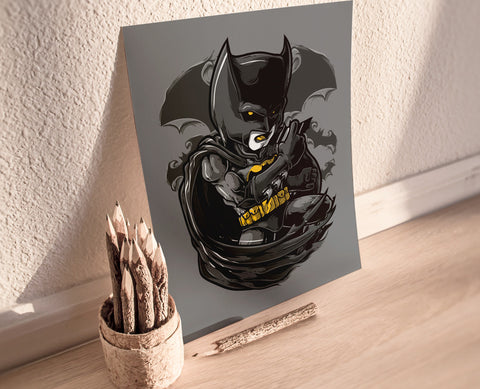 The Dark Knight Poster - Hey Prints Designer Posters - 7