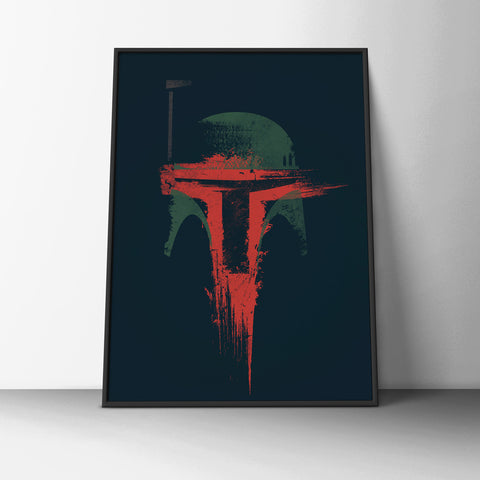 Bounty Hunter Poster - Hey Prints Designer Posters - 7