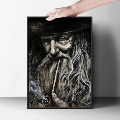 The Ultimate Wizard Poster - Hey Prints Designer Posters - 7