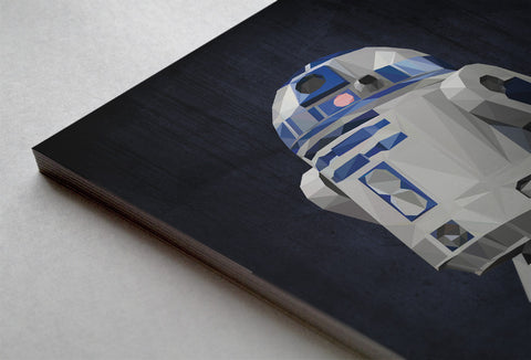 Favorite Droid Poster - Hey Prints Designer Posters - 3
