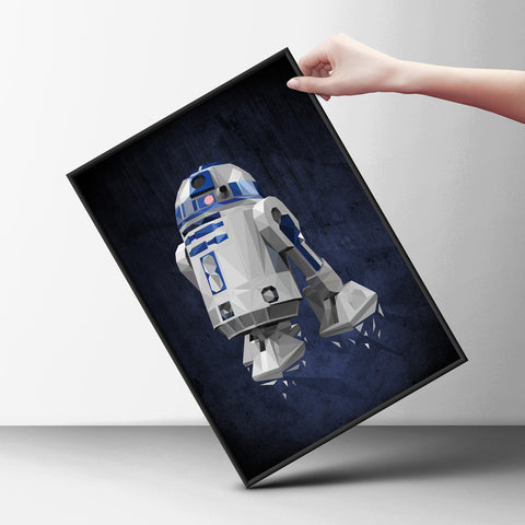 Favorite Droid Poster - Hey Prints Designer Posters - 4