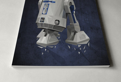 Favorite Droid Poster - Hey Prints Designer Posters - 7