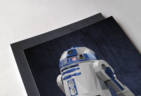Favorite Droid Poster - Hey Prints Designer Posters - 5