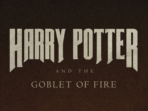 Goblet of Fire Poster - Hey Prints Designer Posters - 4