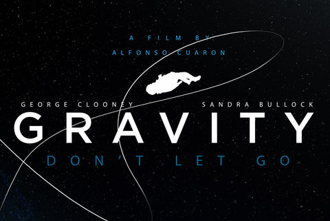 Gravity Poster - Hey Prints Designer Posters - 2