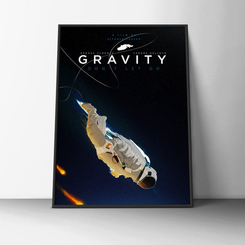 Gravity Poster - Hey Prints Designer Posters - 3