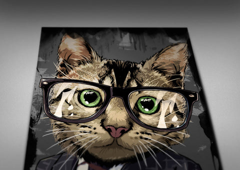 Professional Cat Poster - Hey Prints Designer Posters - 5