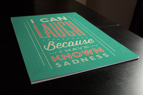 Laugh Baby Laugh Poster - Hey Prints Designer Posters - 4