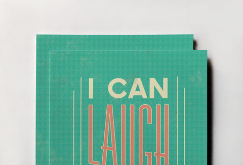 Laugh Baby Laugh Poster - Hey Prints Designer Posters - 6