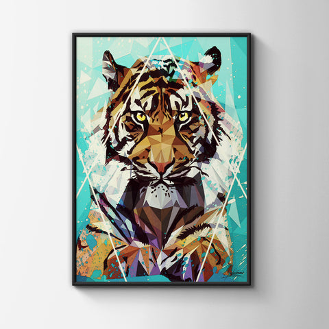 King of Jungles Poster - Hey Prints Designer Posters - 3