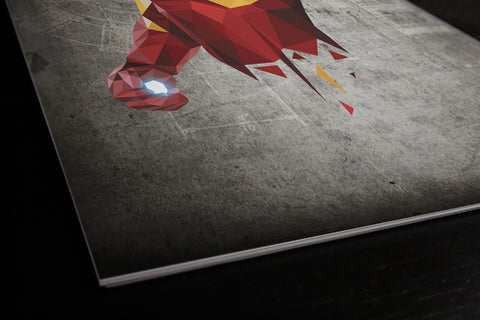 Iron Man Poster - Hey Prints Designer Posters - 6