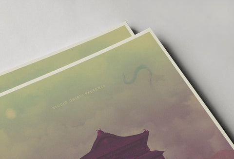 Spirited Away Poster - Hey Prints Designer Posters - 3