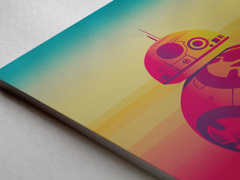 I am BB-8 Poster - Hey Prints Designer Posters - 3