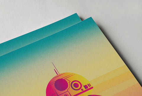I am BB-8 Poster - Hey Prints Designer Posters - 7