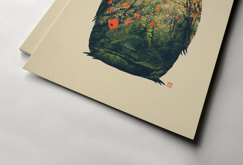 My Neighbor Totoro Poster - Hey Prints Designer Posters - 6