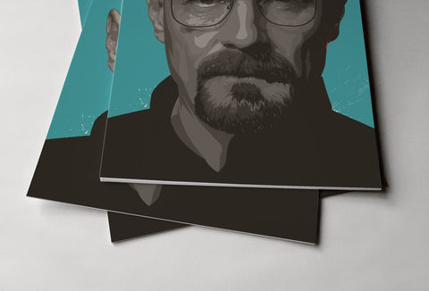 Walter White Poster - Hey Prints Designer Posters - 6