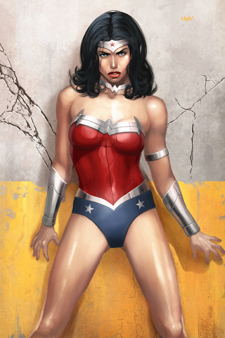 Wonder Woman Poster - Hey Prints Designer Posters - 1