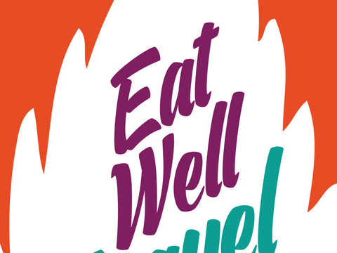 Eat Well Poster - Hey Prints Designer Posters - 3