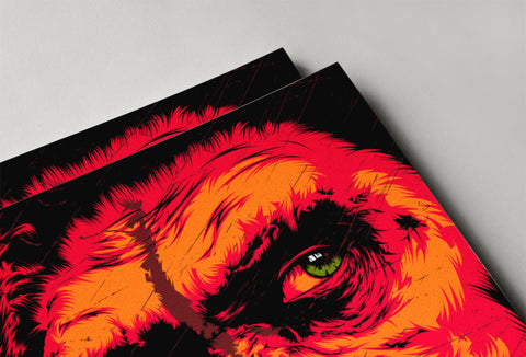 Ape Emotion Poster - Hey Prints Designer Posters - 6