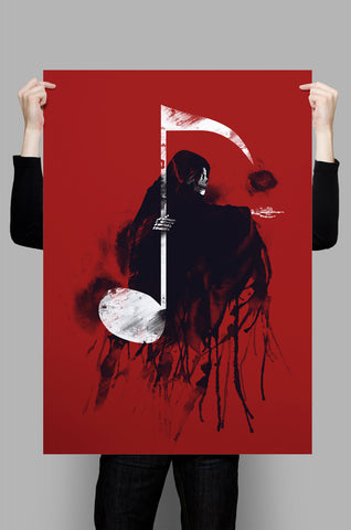 Death Note Poster - Hey Prints Designer Posters - 6