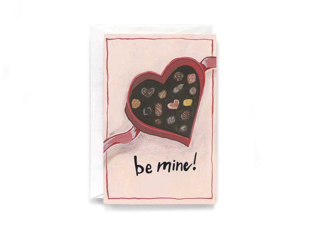 Party Bunch & Co Be Mine Greeting Card