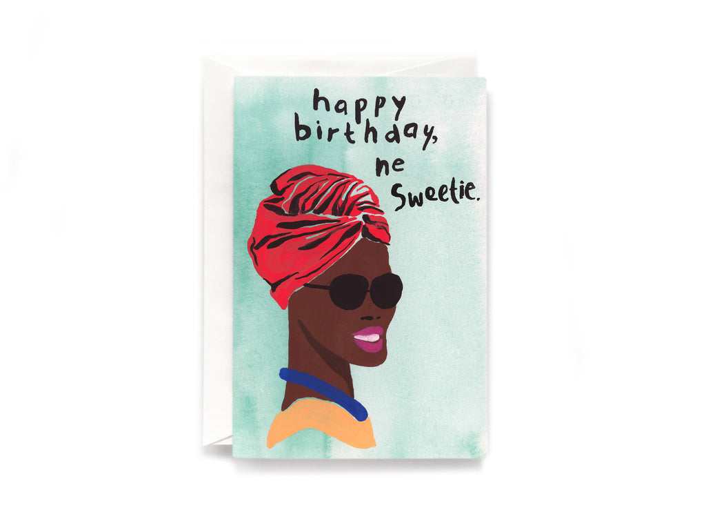 Party Bunch & Co Birthday Sweetie Greeting Card