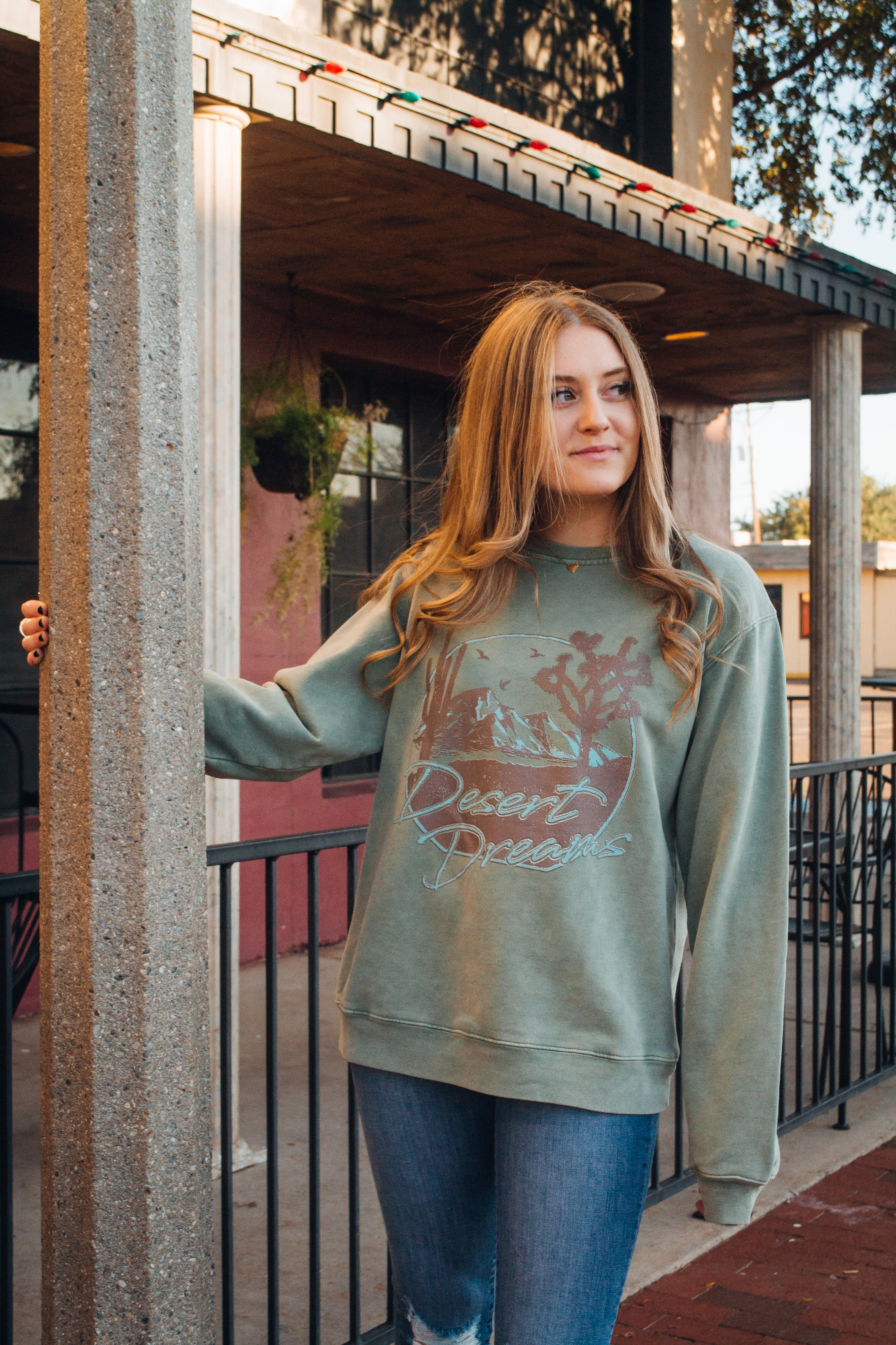 Desert Dreams Sweatshirt