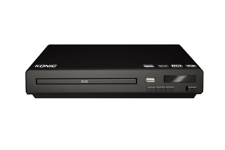 KONKA Mini DVD Player
