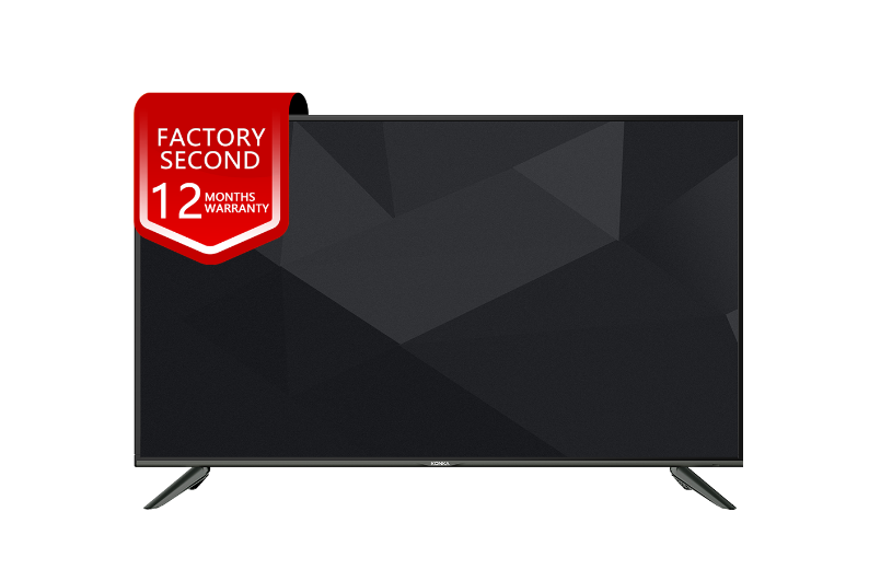 "KONKA 32"" HD Smart  Series 665B - Factory Second TV"