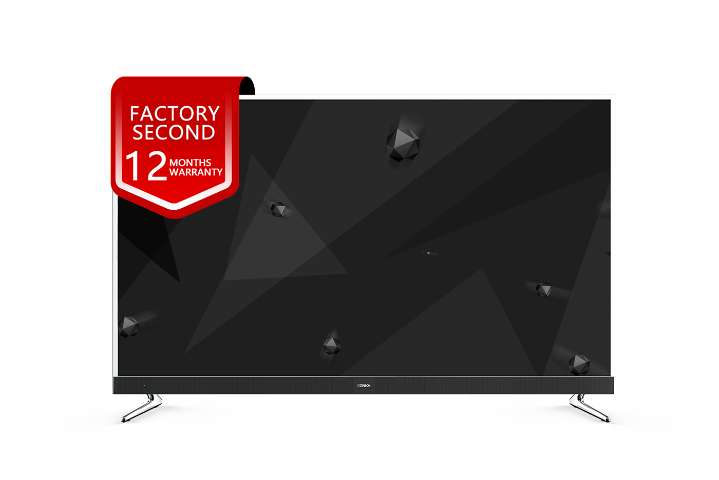 "KONKA 50"" 4K Smart TV Series 776 - Factory Second TV"