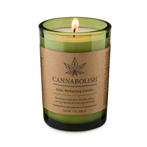 Cannabolish Odor Removing Candle Hero
