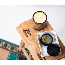 Load image into Gallery viewer, Cannabolish Odor Removing Candle Lifestyle