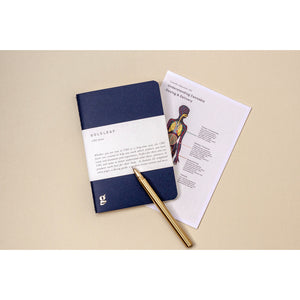 Goldleaf Journal CBD Jotter Lifestyle